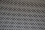 Mercedes Sprinter Grey Brasao Seat Centre Fabric